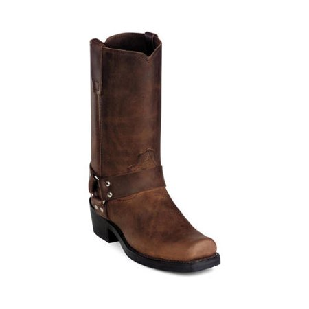 Durango Brown Harness Boot