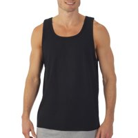 05a593f655754 Product Image Men s Soft Jersey Tag Free Tank Top