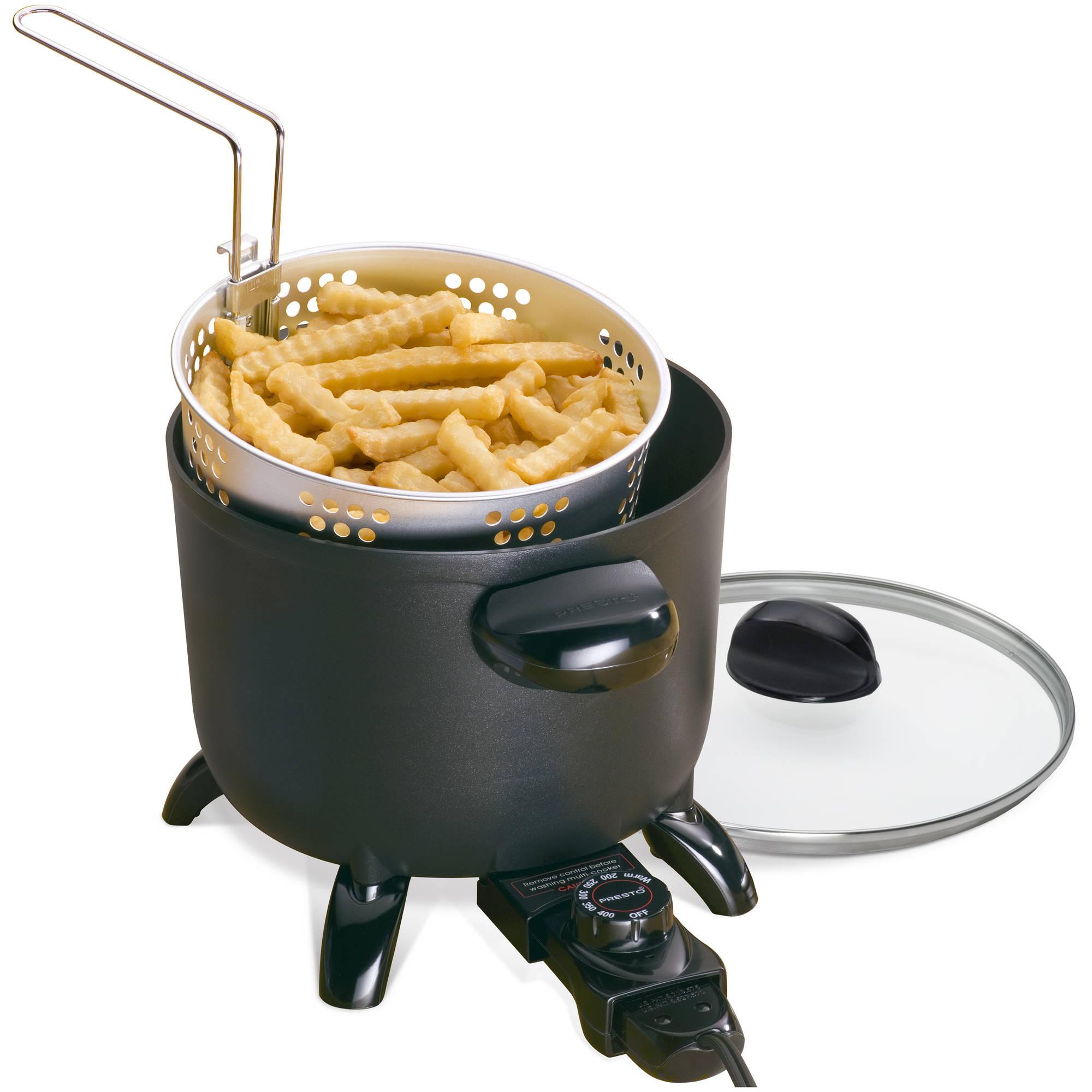Presto Kitchen Kettle Multi-Cooker Steamer