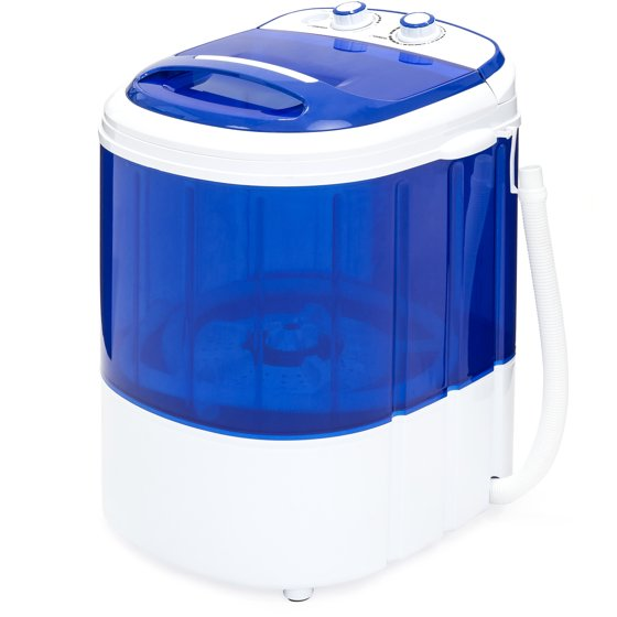 Best Choice Products Portable Compact Mini Single Tub Washing ...