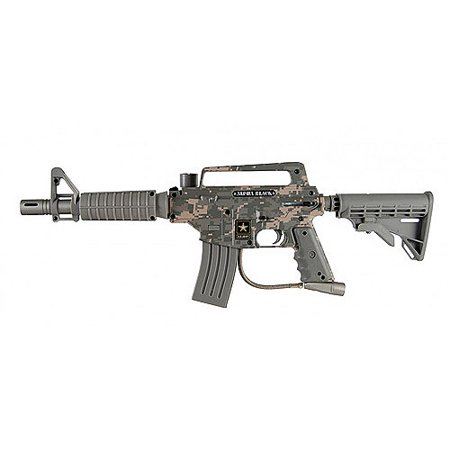 US Army by Tippmann Alpha Black Tactical Edition Paintball Marker