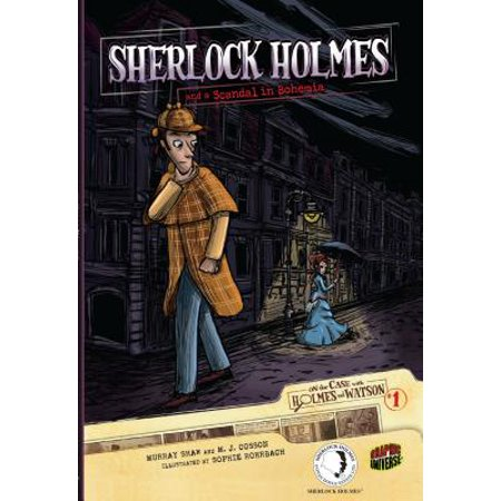 Sherlock Holmes and a Scandal in Bohemia : Case 1