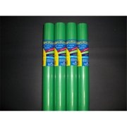 RiteCo Raydiant 80107 Riteco Raydiant Fade Resistant Art Rolls Bright Green 48 In. X 50 Ft. 4 Pack