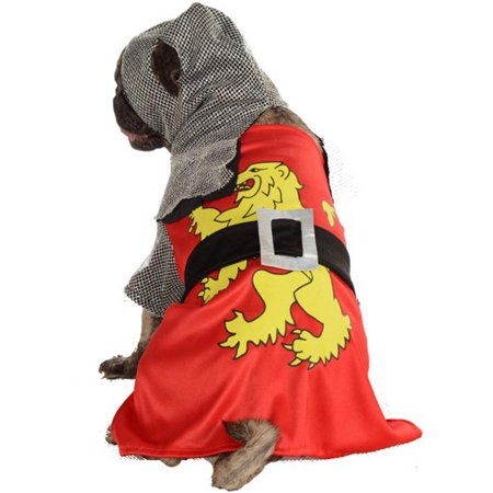 Sir Barks A Lot Knight Pet Costume - Dog Costume Knight