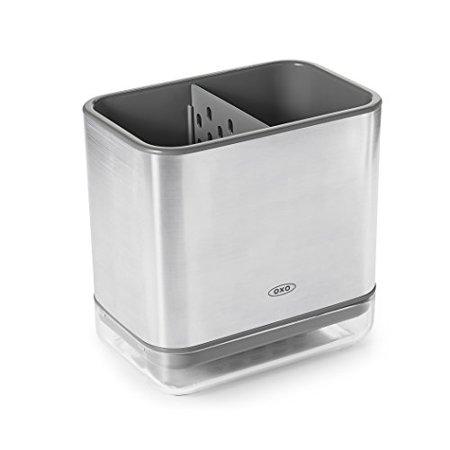 Sinkware Set - OXO Good Grips Stainless Steel Sinkware Caddy