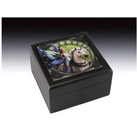 Tile Box Realm Enchantment Trinket Box Art Tile Trinket Box