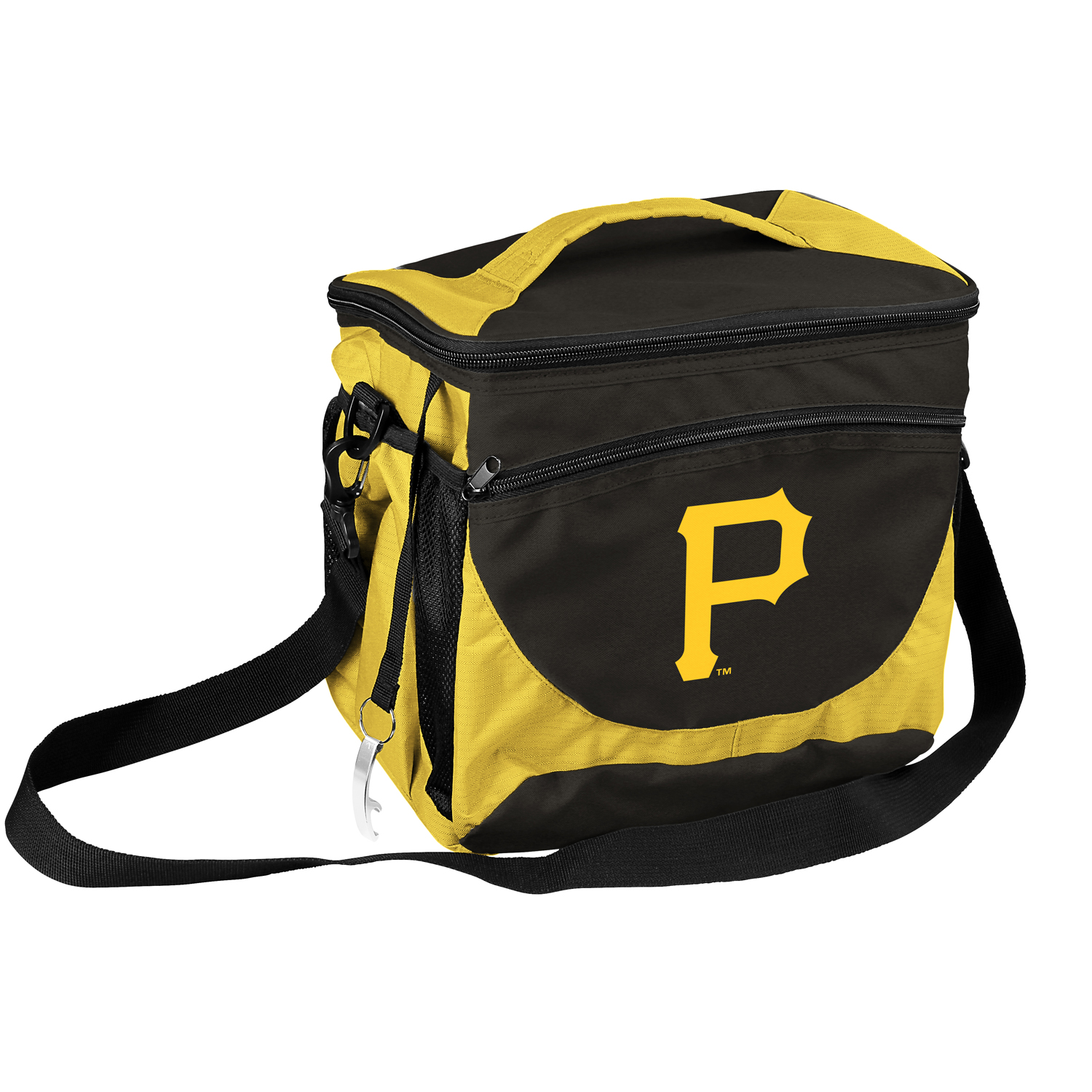 Pittsburgh Pirates Official MLB 24 Can Cooler by Logo Chair Inc. 523635