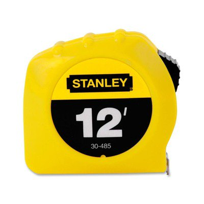 Stanley Bostitch Long Tape Measure - Stanley-Bostitch 12ft Tape Measure BOS30485
