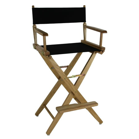 Dining Height Director Chair - Extra-Wide Premium 30