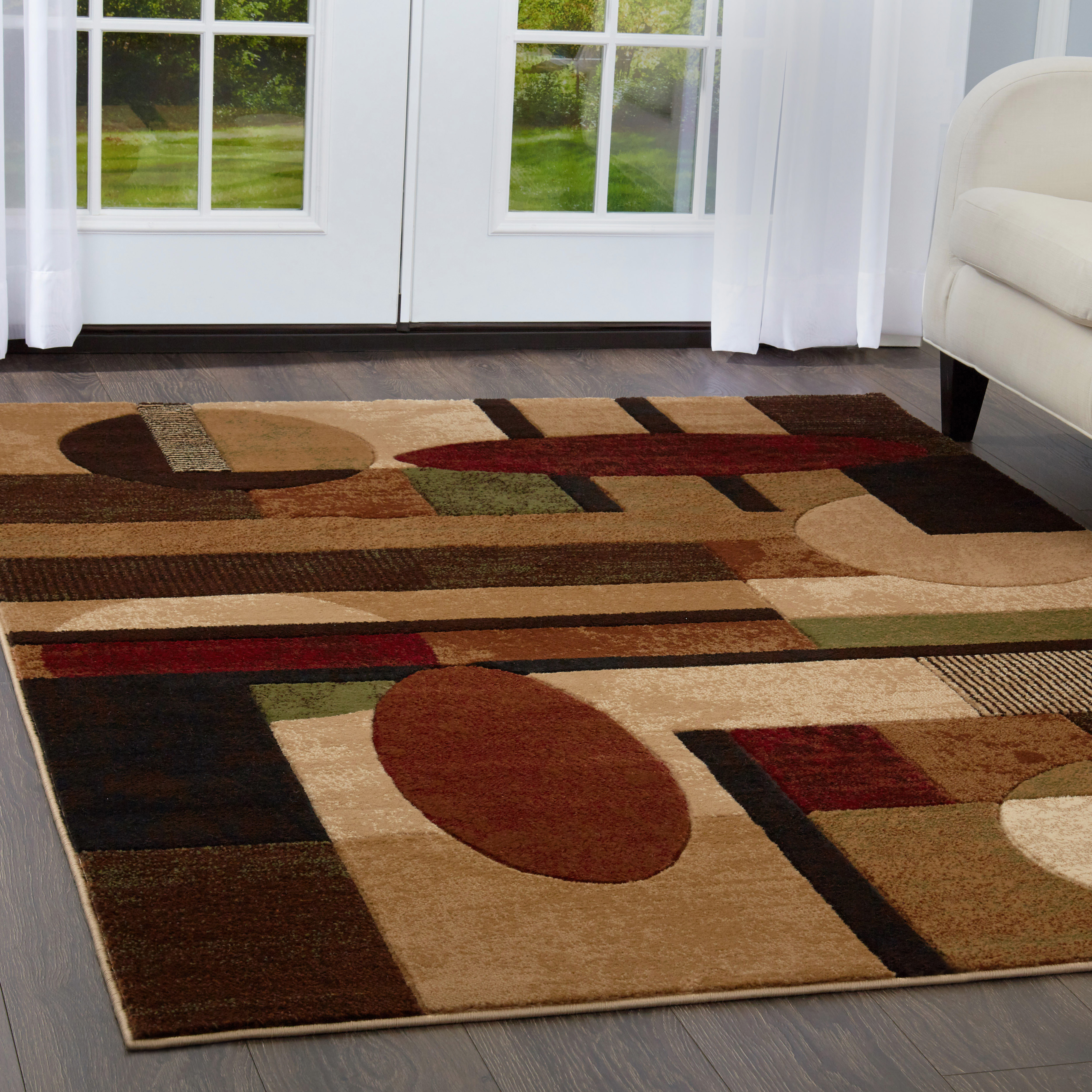 Home Dynamix Tribeca Collection Contemporary Area Rug for Modern Home Décor by Home Dynamix