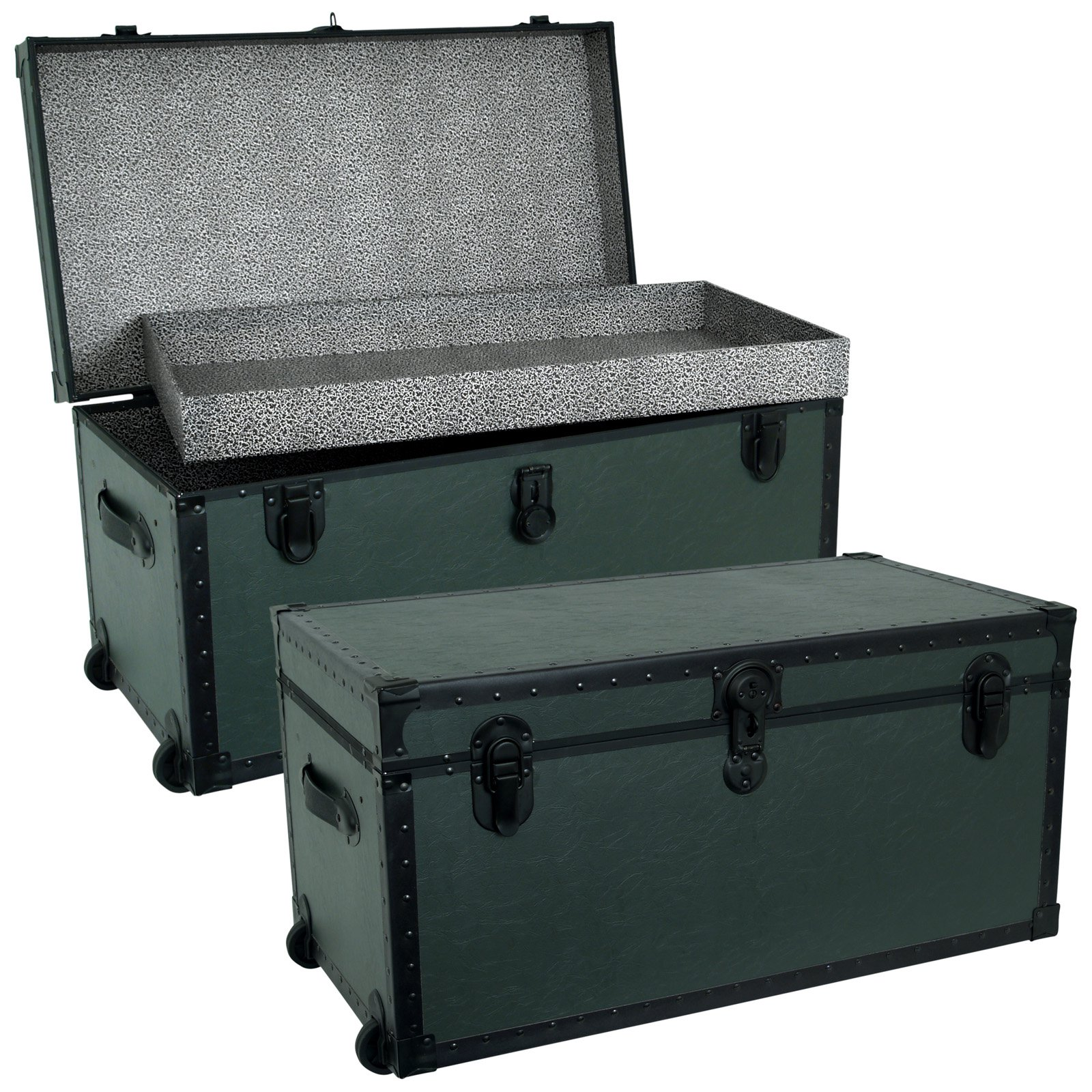 Garrison Trunk - Olive Green
