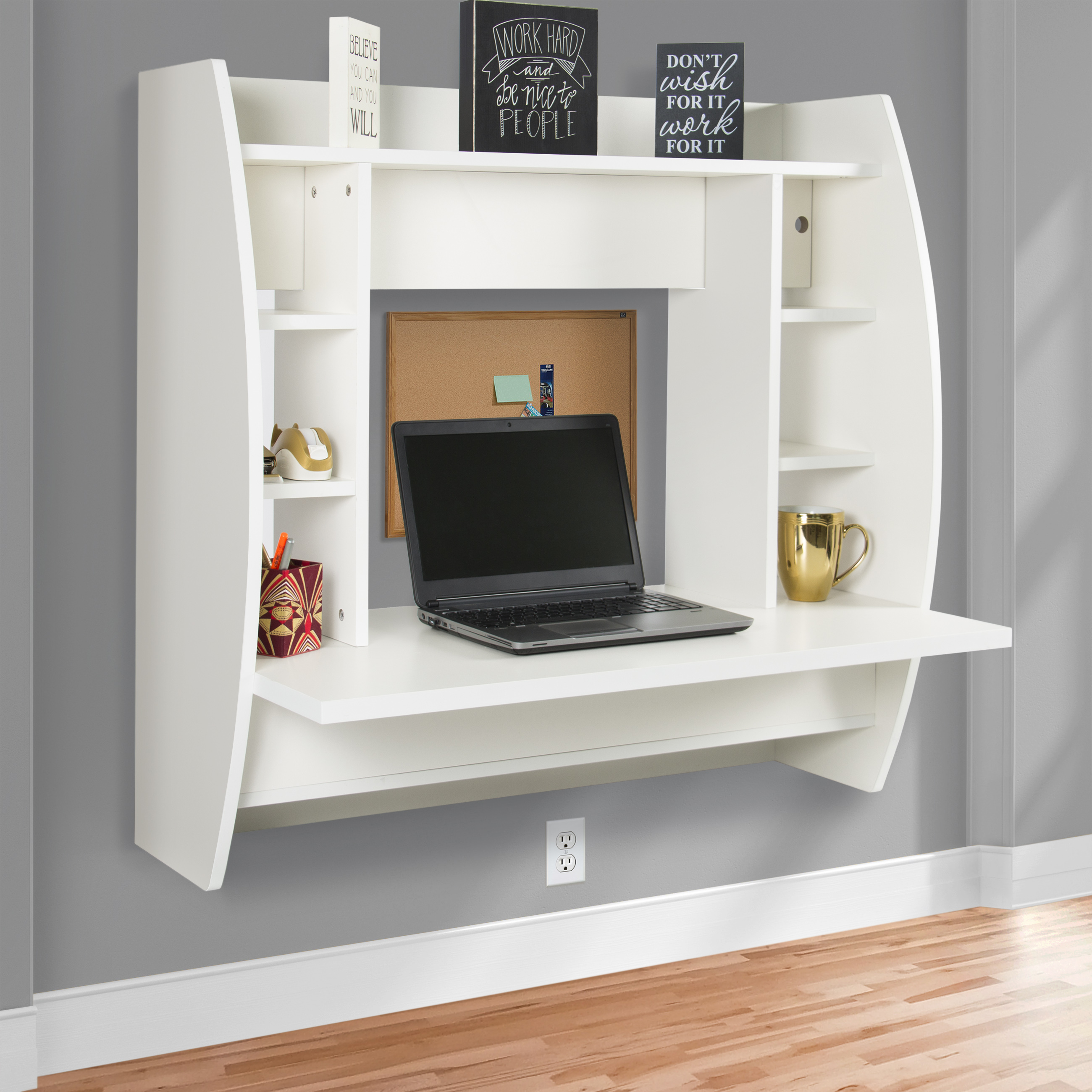 Best Choice Products Wall Mount Floating Computer Desk. Distressed Console Table With Drawers. Kenmore Refrigerator Drawer. Wall Mounted Writing Desk. Rustic Counter Height Table. Standing Desk Stool. Front Desk Job Openings. Step 2 Desks. White Foldable Table