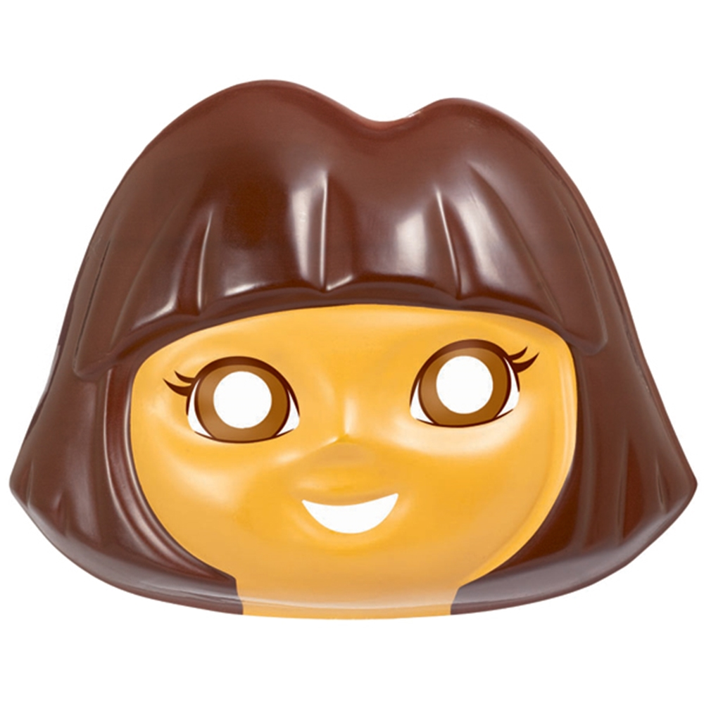 Dora the Explorer Vacuform Mask - Walmart.com