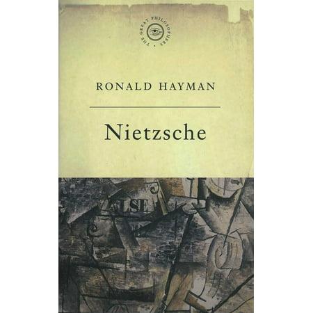 The Great Philosophers: Nietzsche - eBook