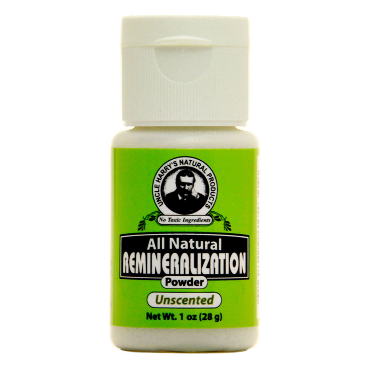 Remineralization Powder by Uncle Harry's Natural Products (1oz Powder)