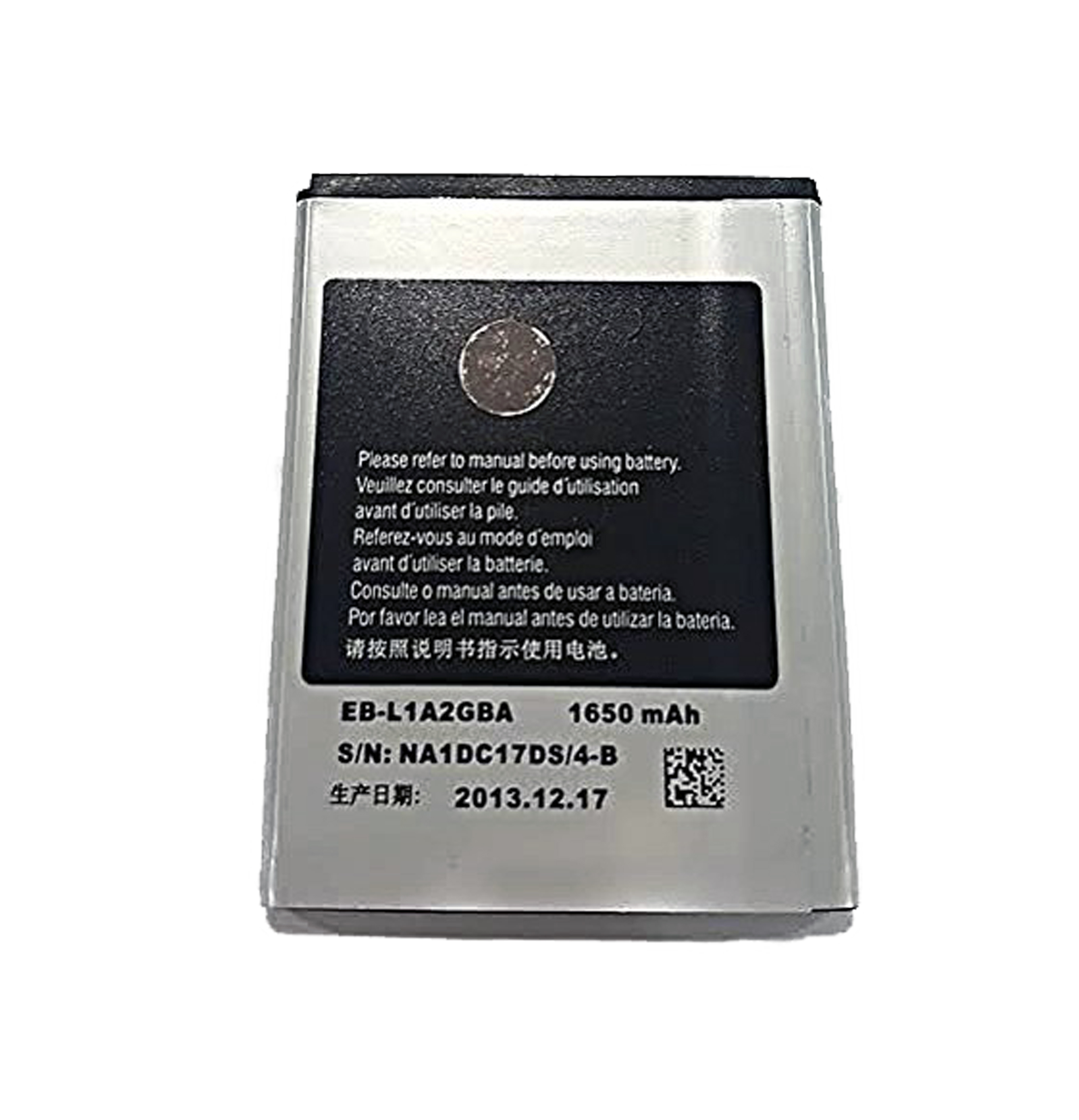 World Star ™ Replacement Battery EB-L1A2GBA 1650mAh 3.85V for Samsung Galaxy S II / SGH-i777 I9100 (2 Year Limited Warranty)