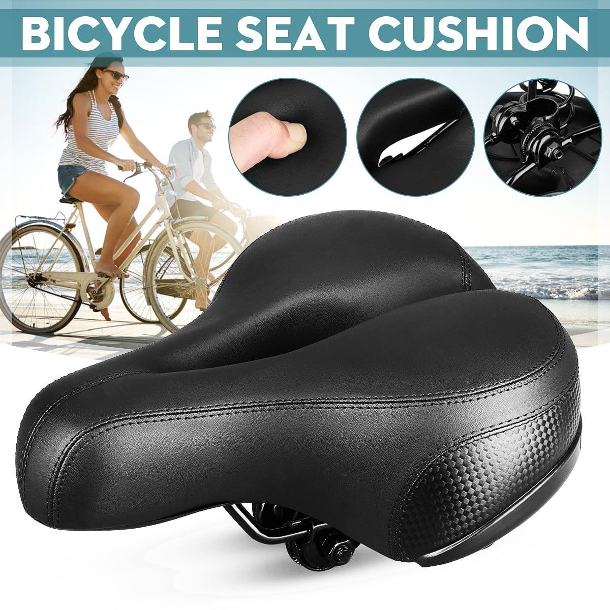 1 Pc Hollow Bike Saddle Mountain Bike Cushion Breathable Bike Seat for Outdoor