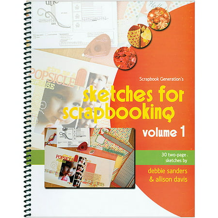- Scrapbook Generation Sketches For Scrapbooking