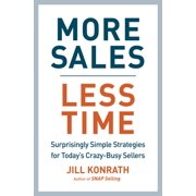 More Sales, Less Time - eBook