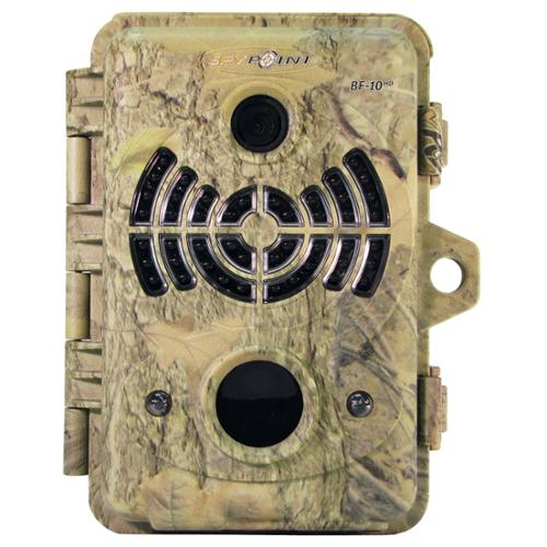 Spypoint Black Flash IR Game Camera 10.0 MP Viewing Screen Dark Forest, BF-10 HD by Spy Point