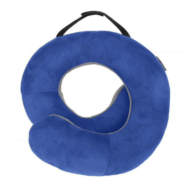 Travelon Wrap-N-Rest Travel Pillow Cobalt