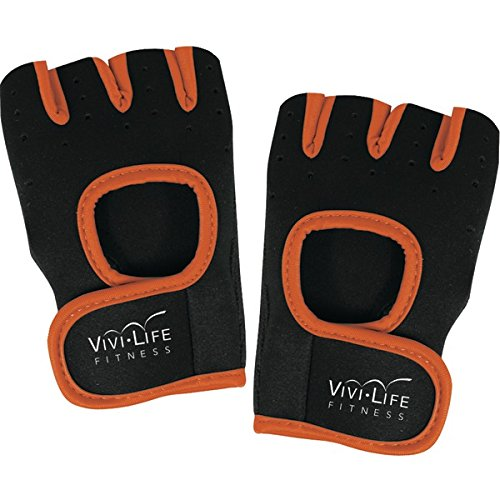 Vivi Life Pf-v8310-org Workout Gloves [orange]
