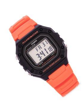 CASIO Unisex Digital Watch CASIO Collection W-218H-4B2VEF