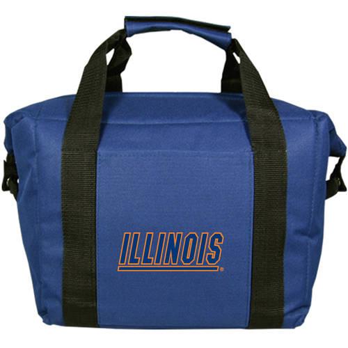 NCAA Illinois Fighting illini 12-Pack Kooler Bag