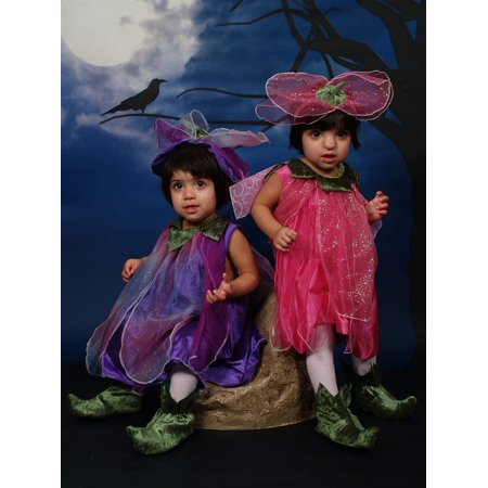 LAMINATED POSTER Spooky Costume Toddlers Halloween Cute Twins Poster Print 24 x 36