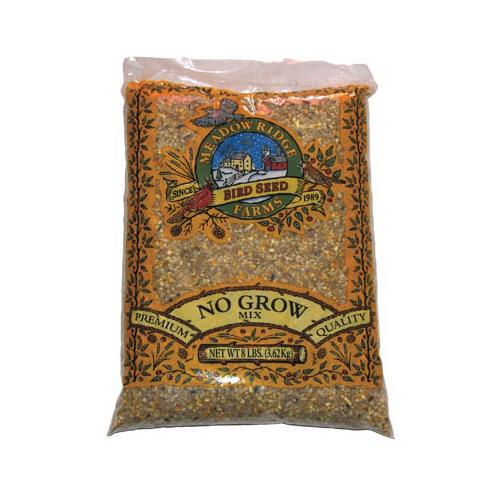 Jrk Seed & Turf Supply 8LB No Grow Bird Food by JRK SEED & TURF SUPPLY