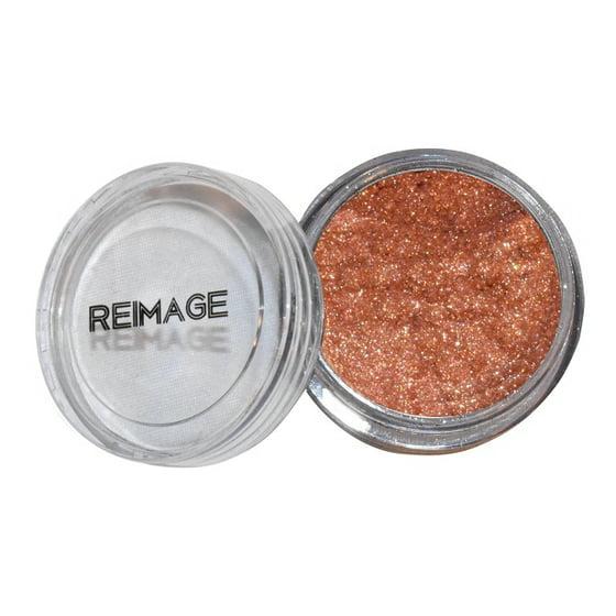 REIMAGE Beauty Mineral Smart Eye Shadow, Silver Glow - Walmart com