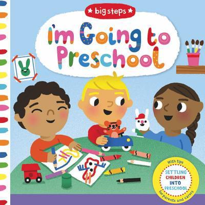 Im Going to Preschool (Board Book) (Männer Im Badeanzug)
