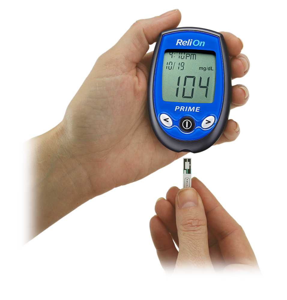 Relion Prime Blood Glucose Monitoring System Blue Scrap Gold Simple Recovery From Circuit Board Fingers