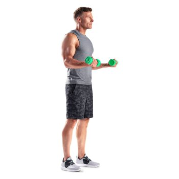 ProForm 3-Lb. Square Dumbbell