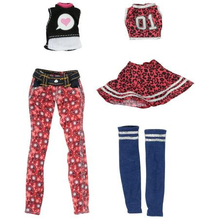 Bratz Fashion Clothes - Bratz® Deluxe Fashion Pack Doll Clothes 7 pc Pack