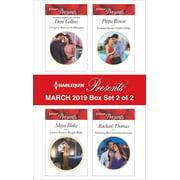 Harlequin Presents - March 2019 - Box Set 2 of 2 - eBook