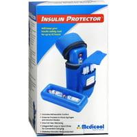 Medicool Insulin Protector Blue 1 Each (Pack of 6)