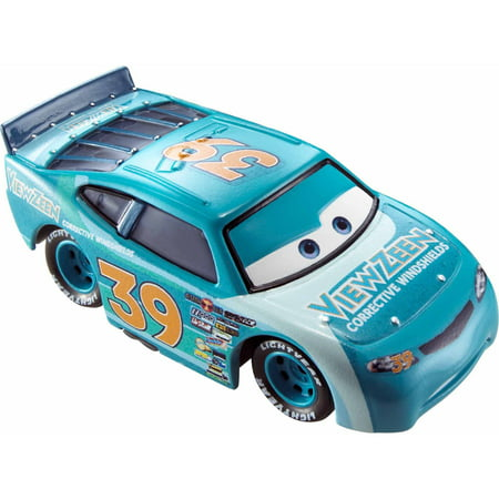 Disney Cars Piston Cup Ryan Shields Diecast (Disney Cars Piston Cup)