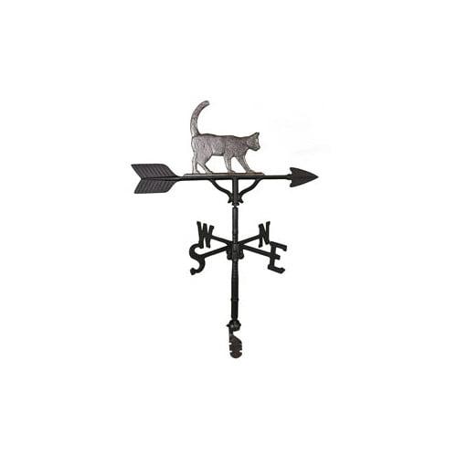 Montague Metal Products Inc. Cat Weathervane