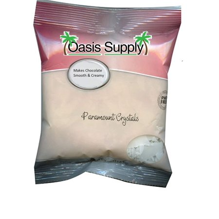 Oasis Supply Edible White Paramount Crystals, For Melting Chocolate and Candy, 8 Ounce](Uses For Leftover Halloween Candy)