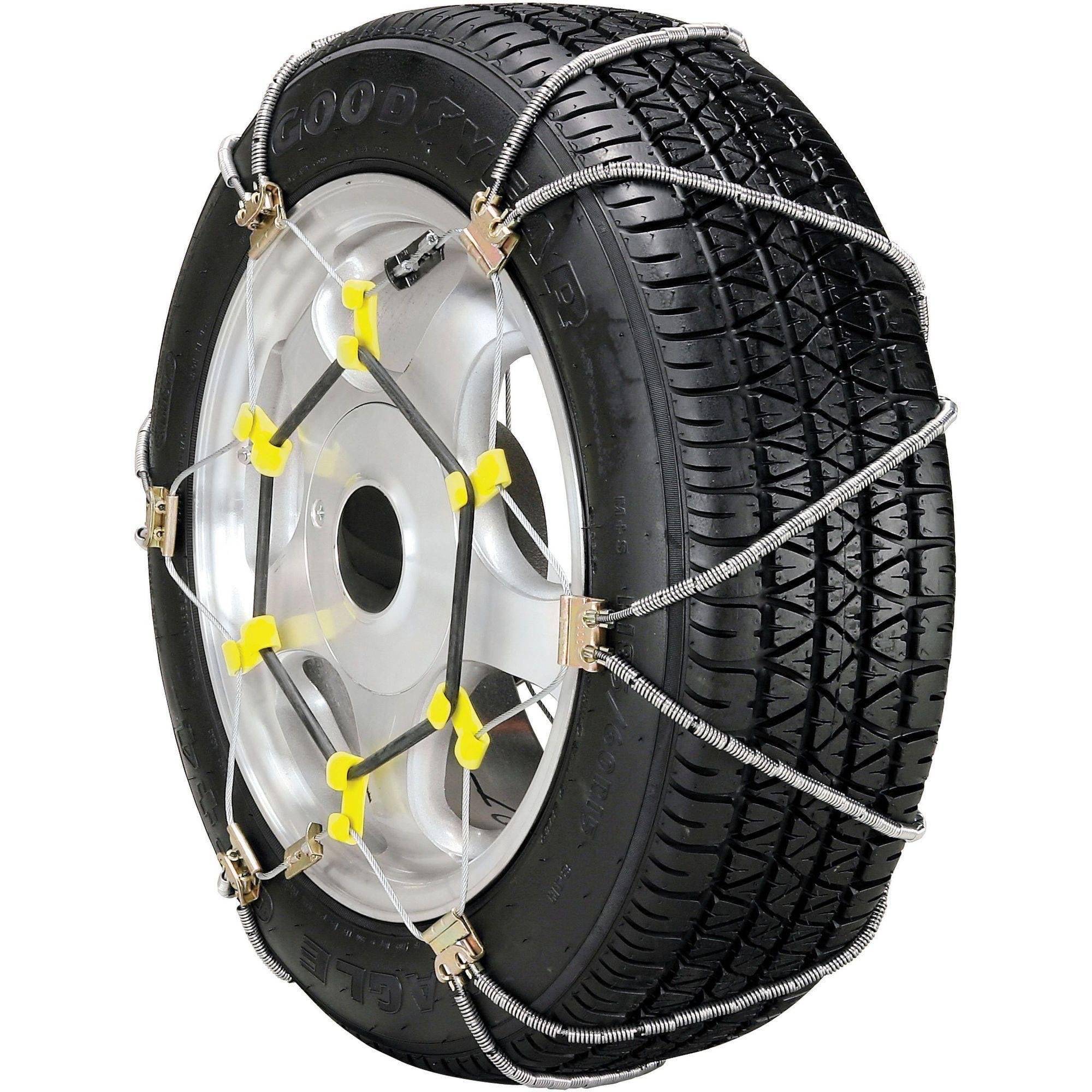Super Z Passenger Tire Cable Chains Walmart Com