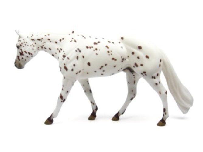 "Breyer""Lil Ricky Rocker"" Appaloosa Champion Traditional Toy Horse Model by Breyer"
