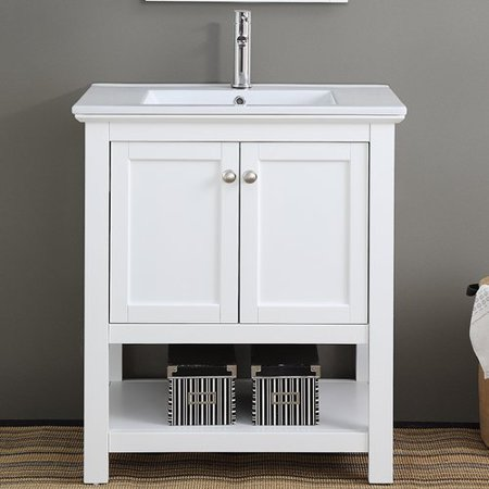 Fresca Cambria Manchester 30'' Single Bathroom Vanity Set