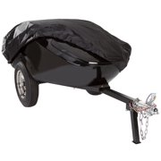 Pull-Behind Motorcycle Trailer Storage Cover