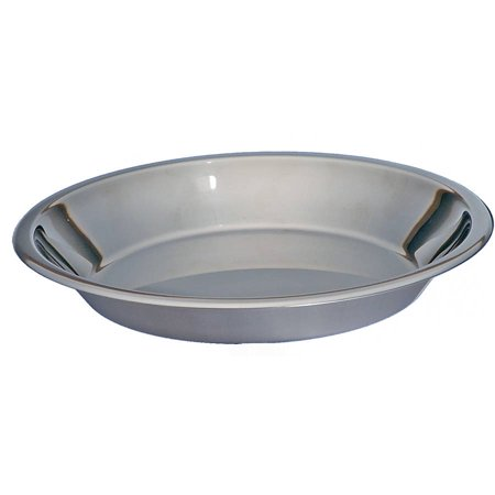 Professional Pie Pan - Honey Can Do Professional Grade Stainless Steel 9