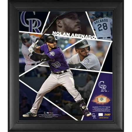 Nolan Arenado Colorado Rockies Framed 15