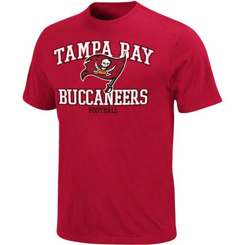 NFL - Men's Tampa Bay Bucs Short Sleeve Team Tee