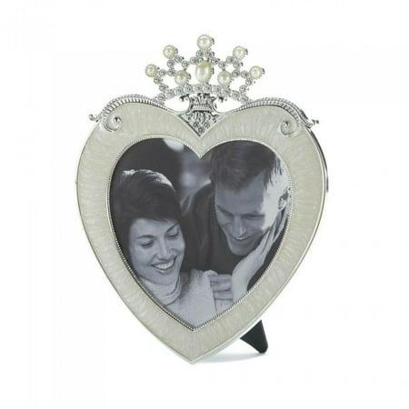 HEART CROWN FRAME 5X5 - Crown Frame