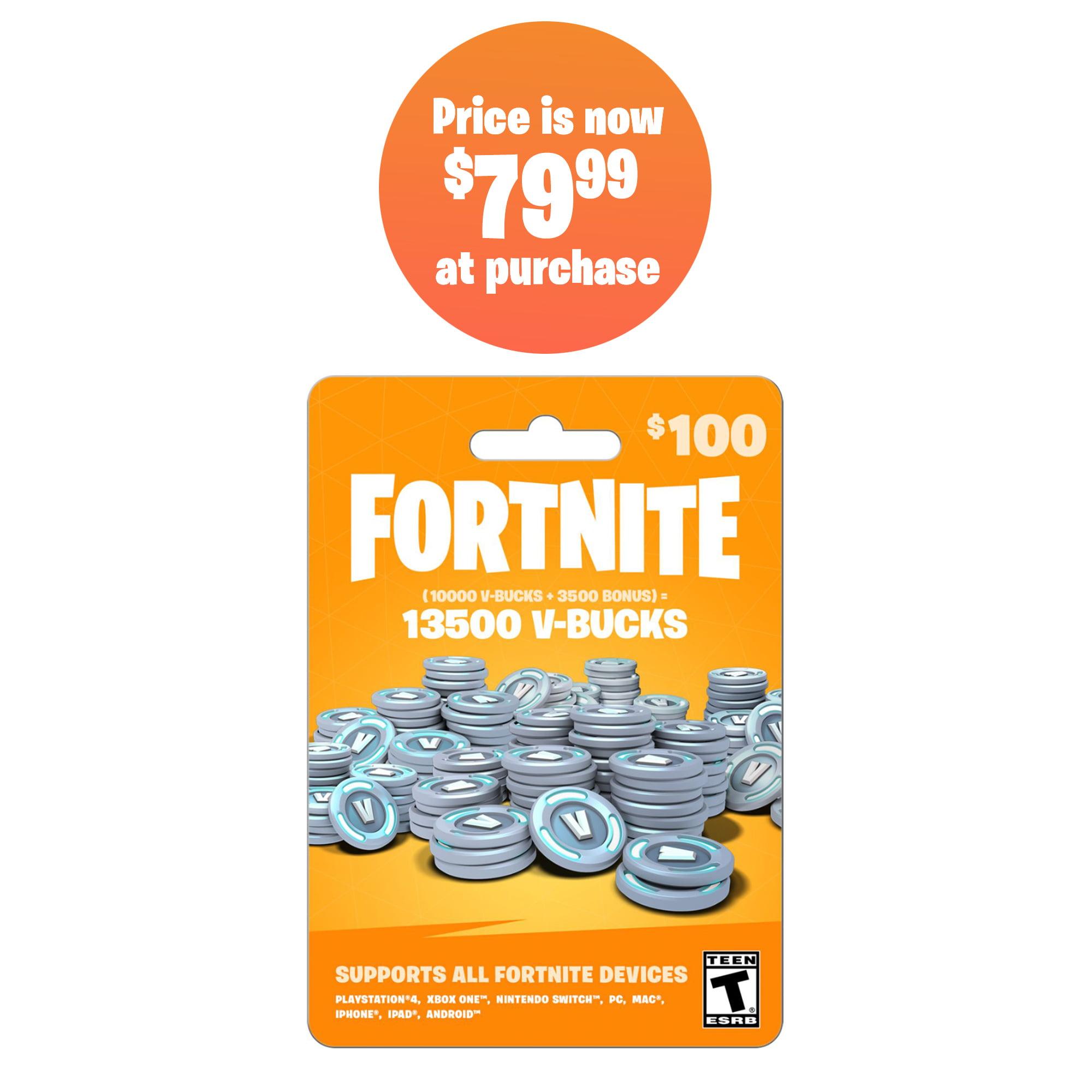 Fortnite V Buckscheap Gearbox Fortnite 59 77 Physical Gift Cards 3 Pack Of 19 99 Cards 8 400 V Bucks For All Devices Walmart Com Walmart Com