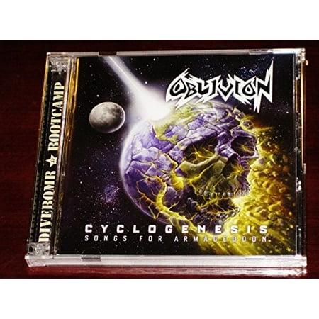 Cyclogenesis  Songs For Armageddon